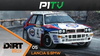 DiRT Rally #05 | Lancia Delta Martini & BMW M3 E30 [Early Access] [TX] [60 FPS]