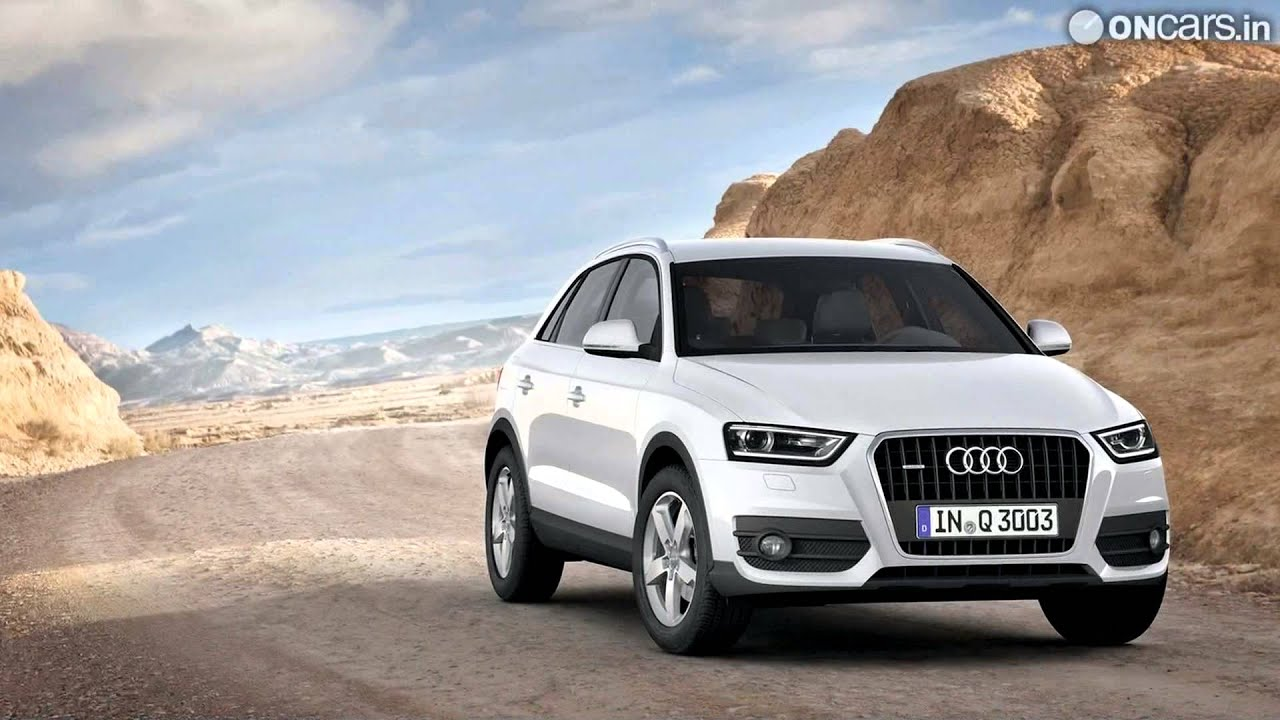 audi q3 2 0 tfsi petrol launched in india at rs lakh. Black Bedroom Furniture Sets. Home Design Ideas