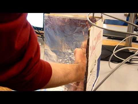 Arduino 3D Position Sensor