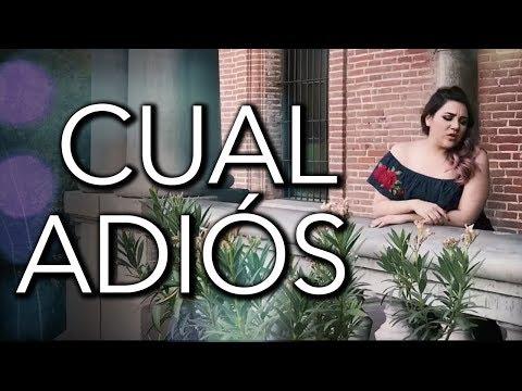 Cuál adiós (Ya no vives en mi) / Marián Oviedo