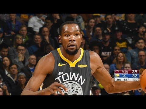 Miami Heat vs Golden State Warriors - Full Highlights | February 10, 2019 | 2018-19 NBA Season