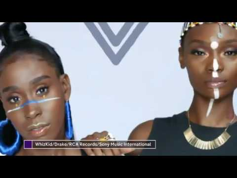 Wizkid's interview with Channel 4, Jasmine Dotiwala