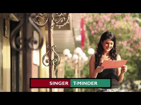 DO ROOHA   OFFICIAL PROMO   T-MINDER