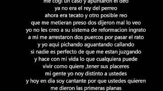 Los Bandoleros-Don Omar & Tego Calderon-Letra