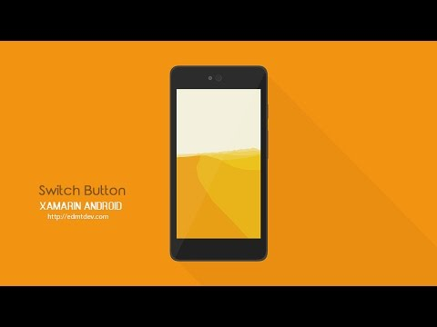 Xamarin Android Tutorial - Switch Button