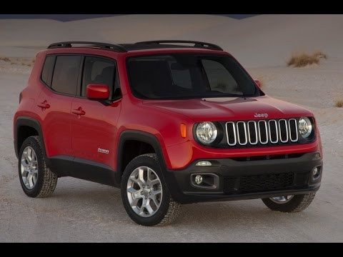 2015 Jeep Renegade Start Up and Review 2.4 L 4-Cylinder - YouTube