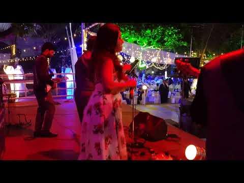 Pure Magic Goan Band coveing Gimme Hope & Shake Senora