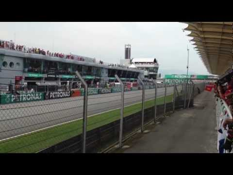 2013 FIA Formula One F1 World Championship season 25 March 2013 Malaysia Sepang Internation Circuit