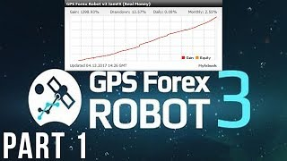 How to Install The Gps Forex Robot [Part 1]