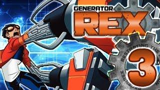 Generator Rex: Agent of Providence Walkthrough Part 3 (PS3, X360, Wii) 100% Level 3: Hong Kong