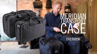 Triple Aught Design - Meridian Transport Case Overview