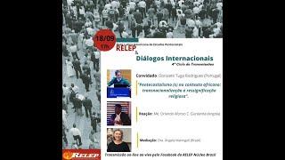 Pentecostalismo(s) no contexto africano | RELEP & Diálogos Internacionais #7