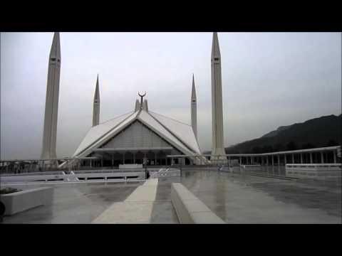 PAKISTAN VLOG 10 | VISITING FAISAL MASJID IN ISLAMABAD