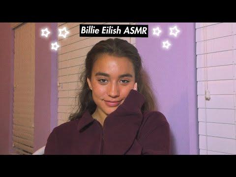 Sing You To Sleep [ASMR] - Billie Eilish Style (watch, My Boy, Idontwannabeyouanymore)