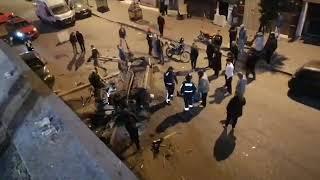 مباشرة من الدار البيضاء: يا ربي السلامة.. شوفو على كسيدة فهاد الليل