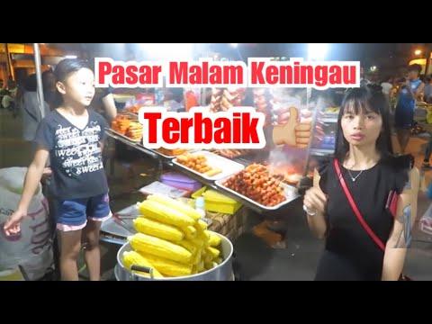 Pasar Malam Keningau/ Keningau Night Market SABAH MALAYSIA