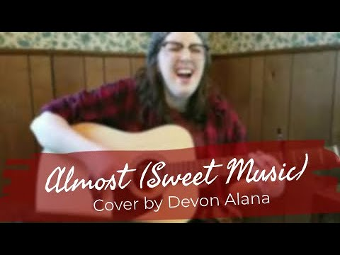 Almost (Sweet Music) - Hozier - Acoustic Cover