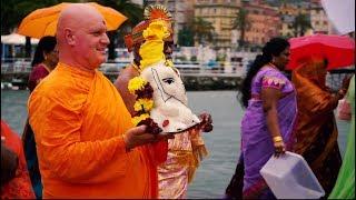 Festeggiamenti a Rapallo (GE) in onore di Ganesha - 9-9-2017
