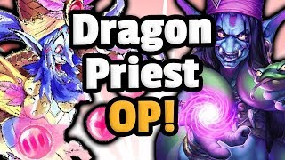 Highlander Dragon Priest OP - Hearthstone Descent Of Dragons