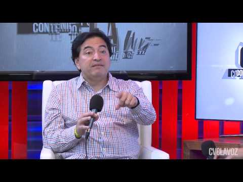 Donizetti Barrios - Entrevista - CVCLAVOZ - LiderVision13