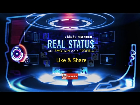 REAL STATUS  (sell EMOTION gain PROFIT)