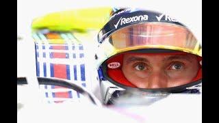 Sergey Sirotkin Driver Formula 1 One Grand Prix GP Full Car Race Live News Highlights