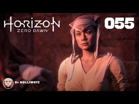 Horizon Zero Dawn #055 - Kollateralschaden [PS4] Let's play Horizon Zero Dawn