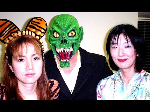(George & Keiko) Halloween 2003 - Special Re-Release!