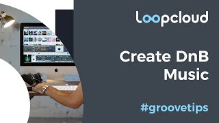 How to Make a Drum Bass Groove in Loopcloud | Tutorial