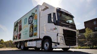 Volvo Trucks - Axfood towards a fossil free truck fleet