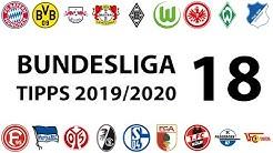 Bundesligatipps 18.Spieltag 2019/2020
