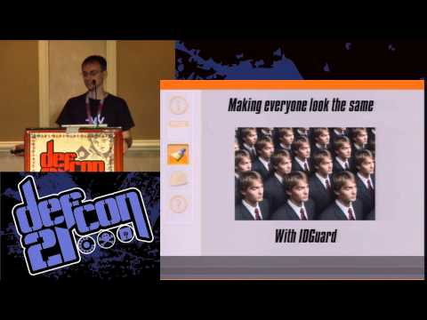 DEF CON 21 - Gregory Pickett - Let's Screw with nMap