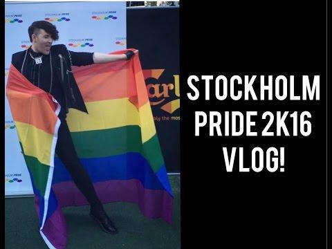 HOVI STAR | stockholm pride 2016-Vlog-#1