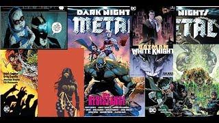 Nuevos Lanzamientos DC Comic Mexico