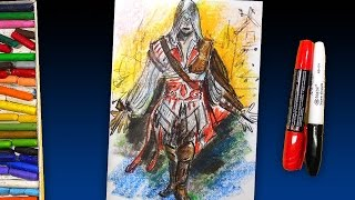 How to draw Assassin from Assassin