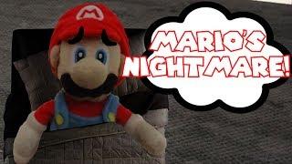 Crazy Mario Bros - Mario's Nightmare!