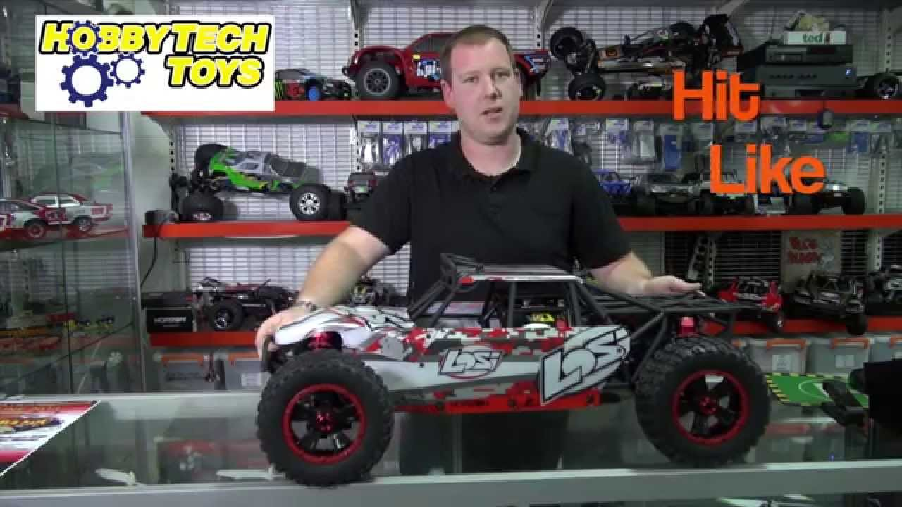 LOSI 1/5 4WD Desert Buggy XL RTR