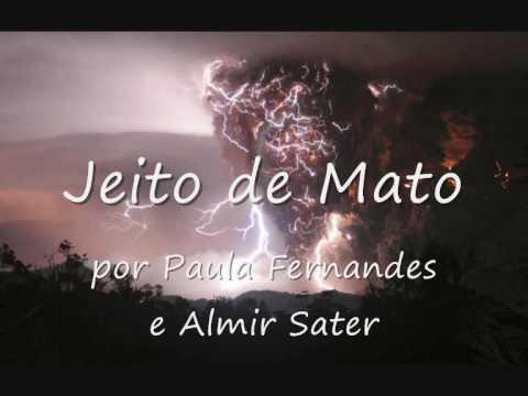 Almir Sater - Jeito de Mato