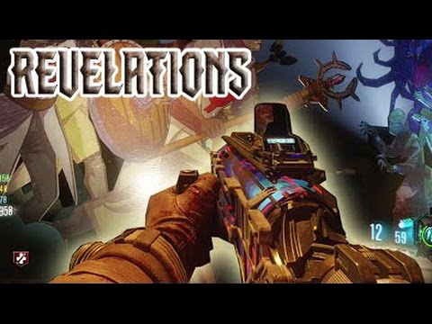 REVELATIONS BOSS FIGHT! EASTER EGG STEPS COMPLETE!  (Black Ops 3 Zombies)
