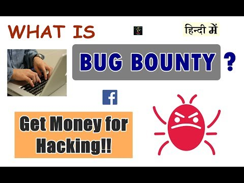 What is Bug Bounty?   Find bugs, Earn Money   Get Rewards by Finding Vulnerabilities