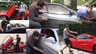 Doug DeMuro: Best of Car Door Opening Compilation