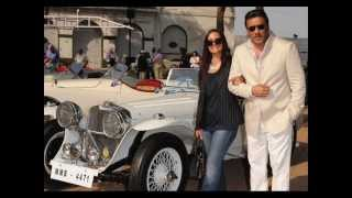 The best superhero jackie shroff with his beautiful wife ayesha