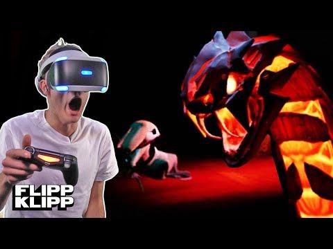 SLANGEN ER HER! - MOSS #4 - Playstation VR