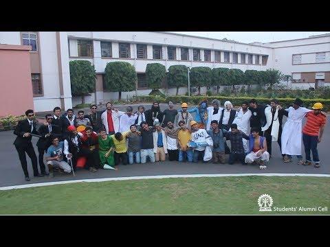 Class Song of 2k18 | IIT Kharagpur | Moves Like Jagger & Photograph