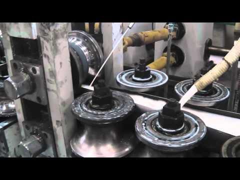 Оборудование для производства сварных труб