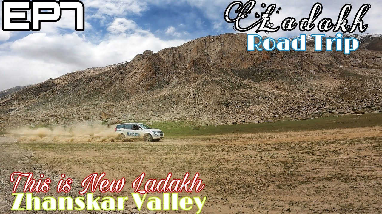 Unexplored route to Rangdum | Zhanskar Valley | Ladakh Road Trip 2021