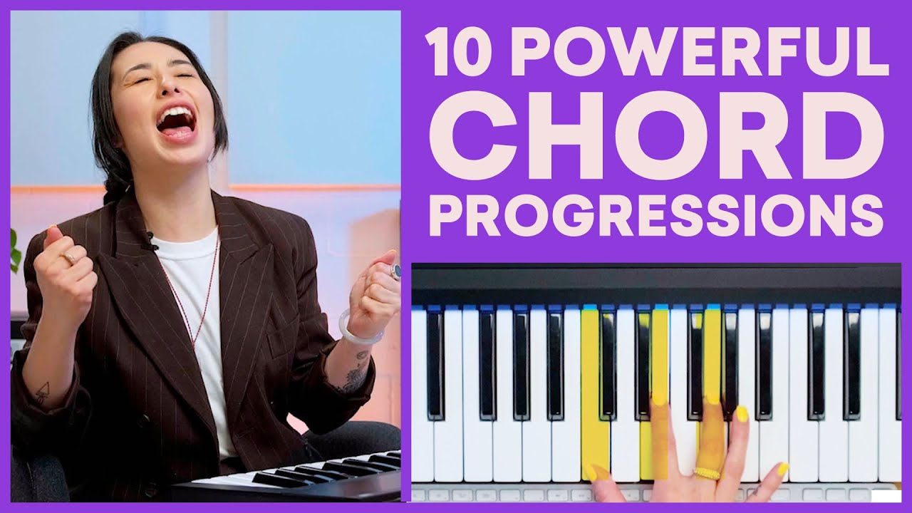 15 Powerful Chord Progressions Every Songwriter Should Know