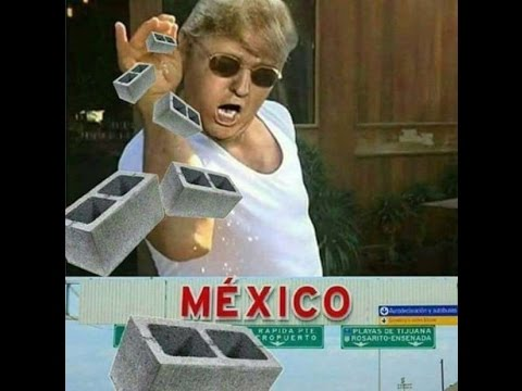 Funny Trump Wall Meme : Donald trump wall funniest memes youtube