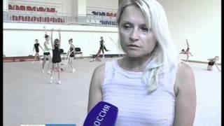 Алина Макаренко проведет в Элисте учебно-тренировочные сборы