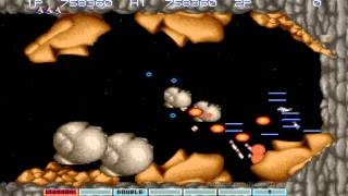 Gradius 3 Loop2 1989 Konami Mame Retro Arcade Games